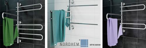 Nordhem 2014 – Nya handdukstorkar